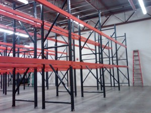 Pallet Racking Removal - National City, CA