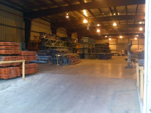 We Buy Used Racking - Oceanside, CA
