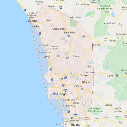 San Diego Pallet Racking